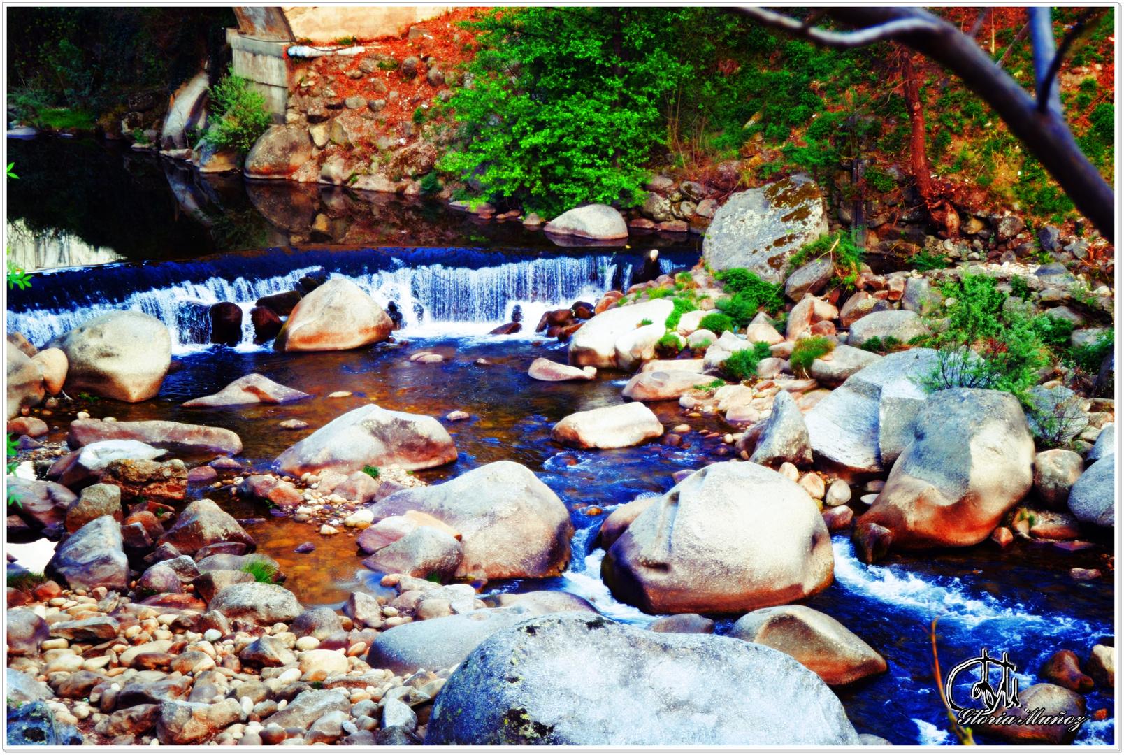 El Río Jerte