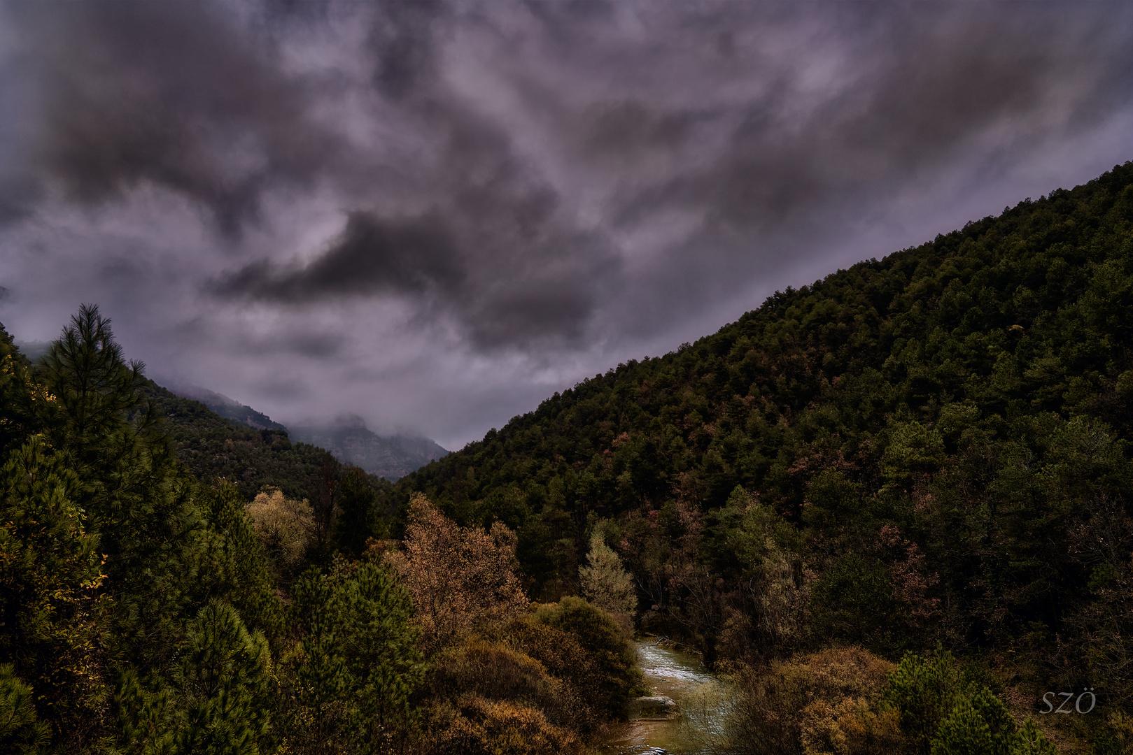 El Río Oculto