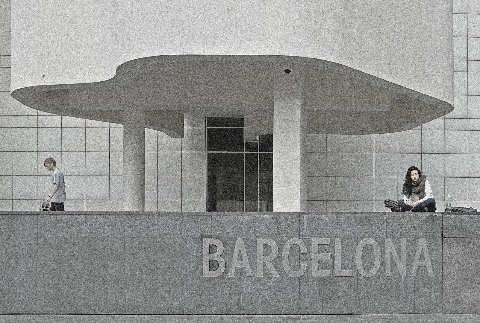 El ruido de Barcelona