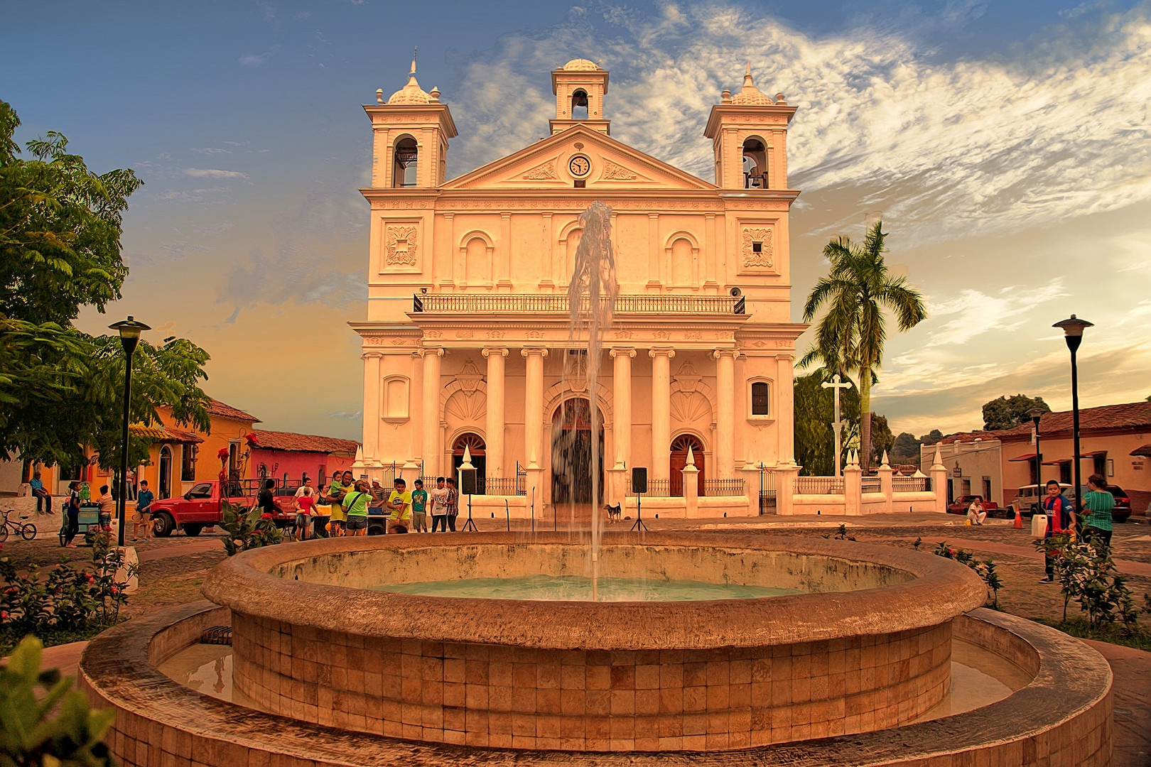 El Salvador, die Kathedrale