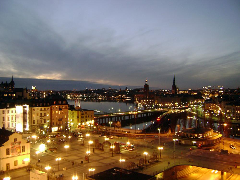 el sueño nórdico de Estocolmo