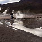 El Tatio - Geothermalfeld