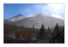 El Teide: Steaming - Dämpfend