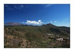 El Teide. Valle de Arriba