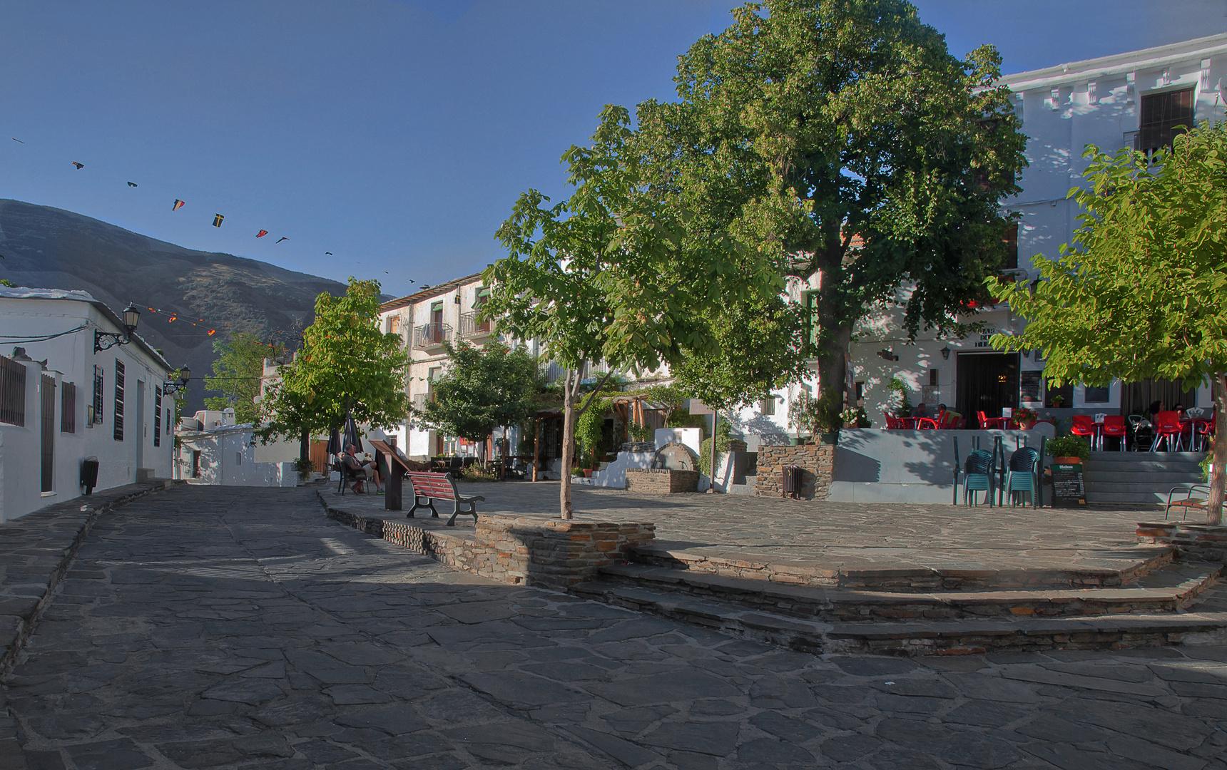 EL TILO DE CAPILEIRA (Dedicada a Moisesb)