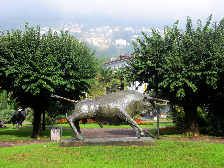 El Toro da Locarno ...