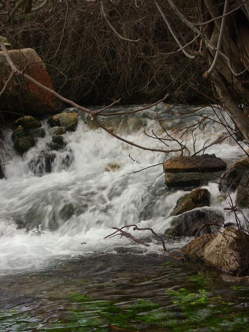 el torrente de la Villa