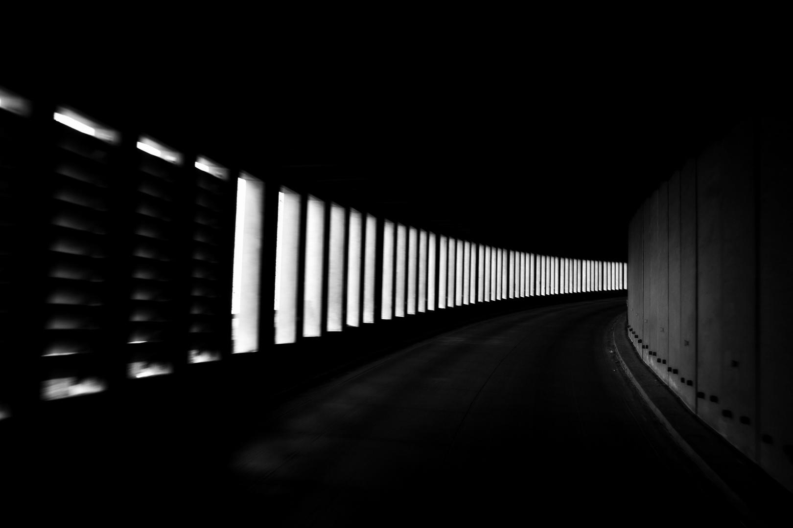 El tunel...