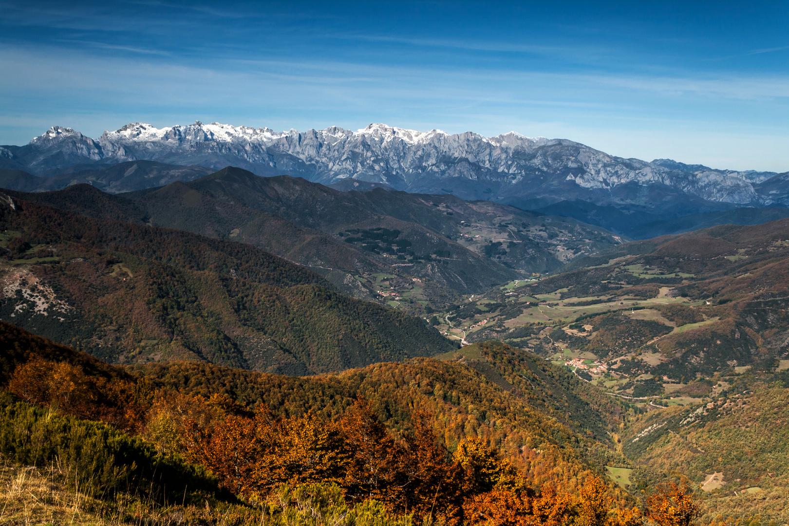 El valle de Liébana