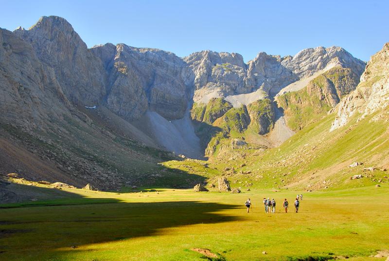 El valle de los Sarrios