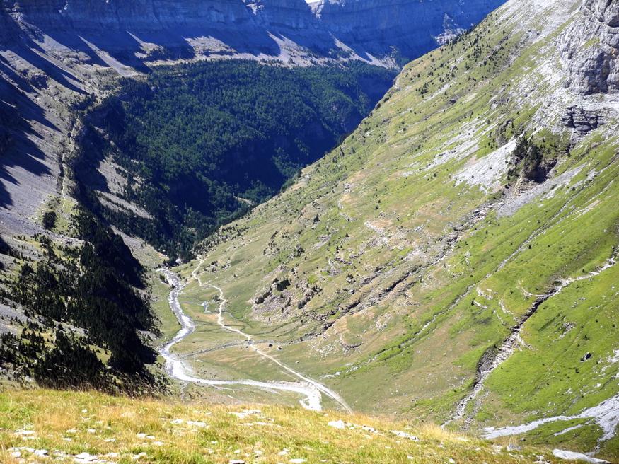 El valle de Ordesa