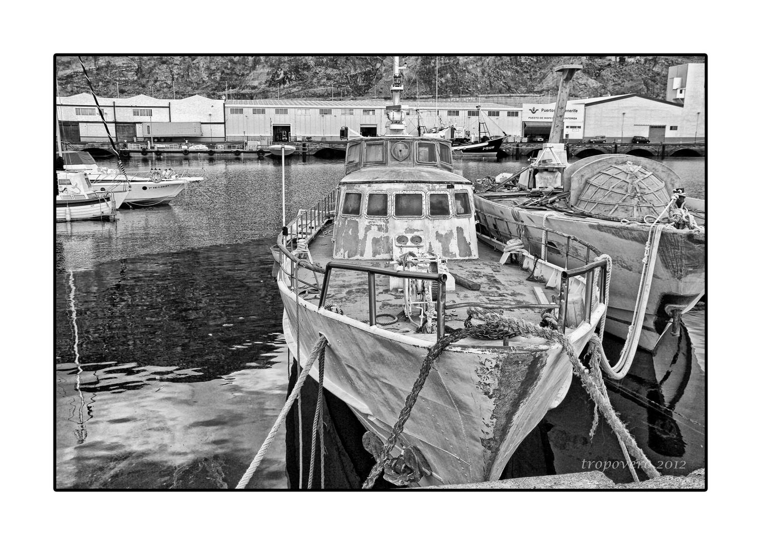 El viejo barco