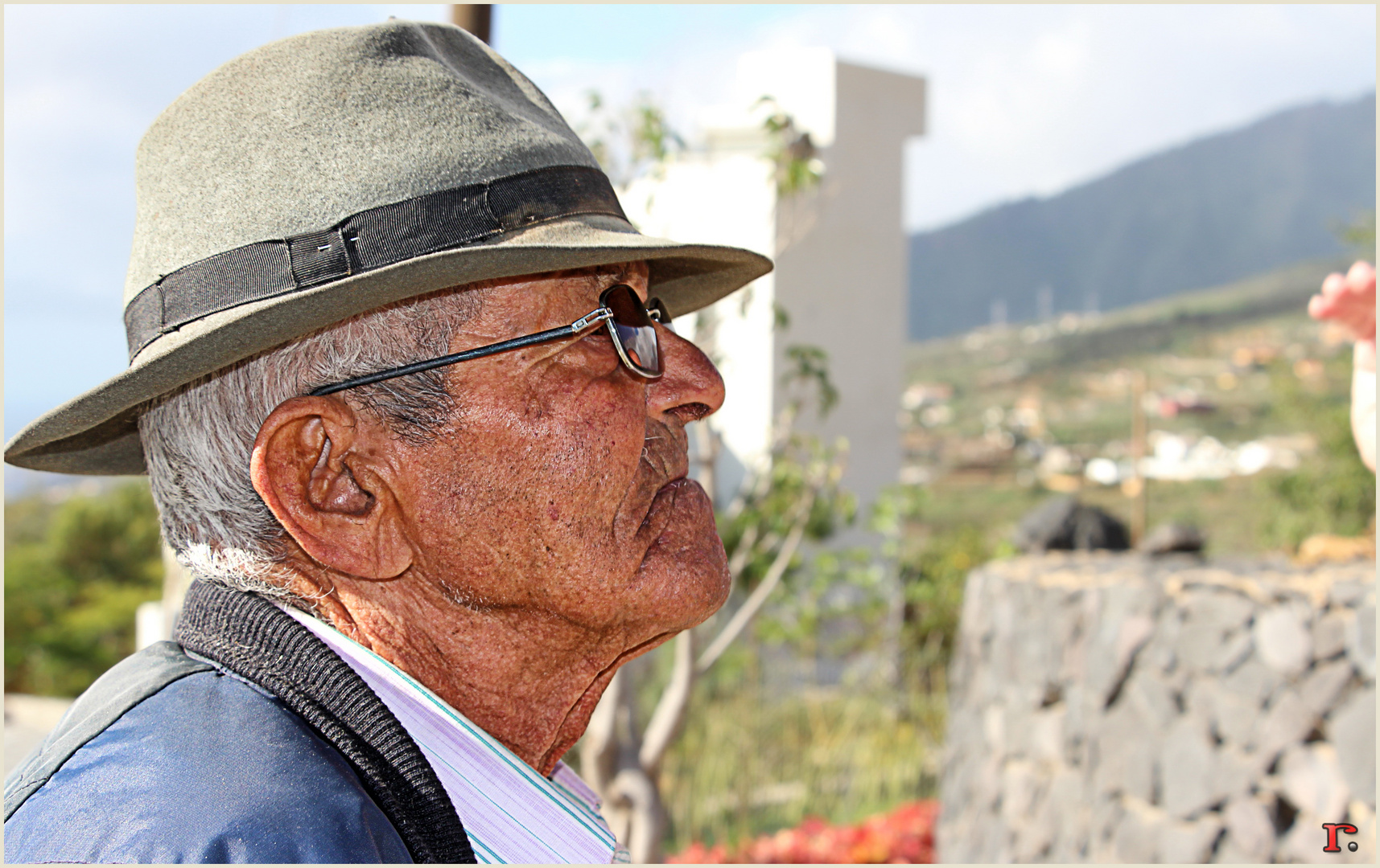 El viejo campesino