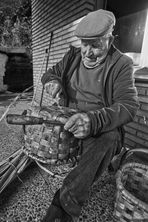 El viejo cestero
