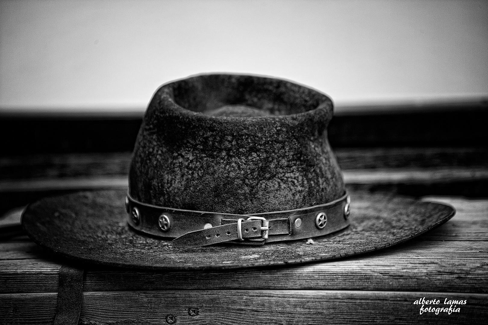 el viejo sombrero