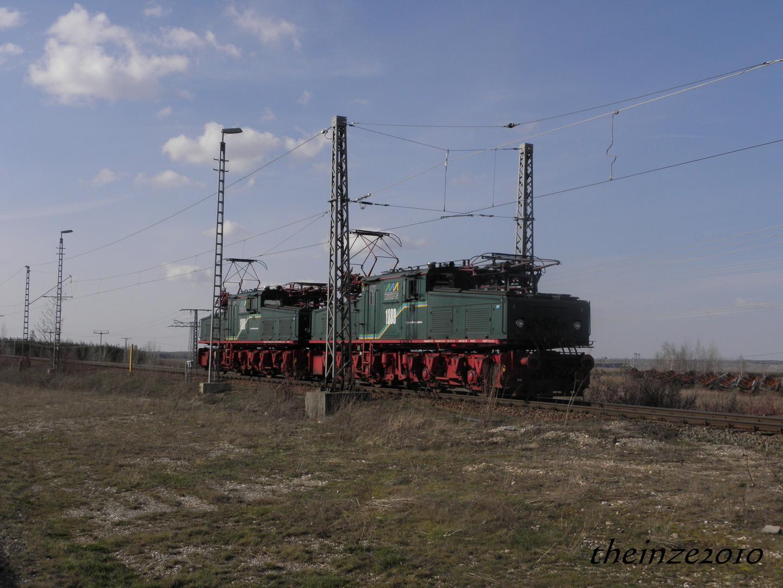 EL2 Doppelgespann 4-1088 und 1089
