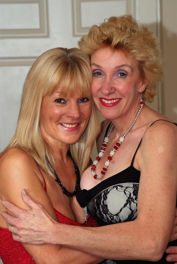 Elaine And Caroline. Hotel Rendezvous