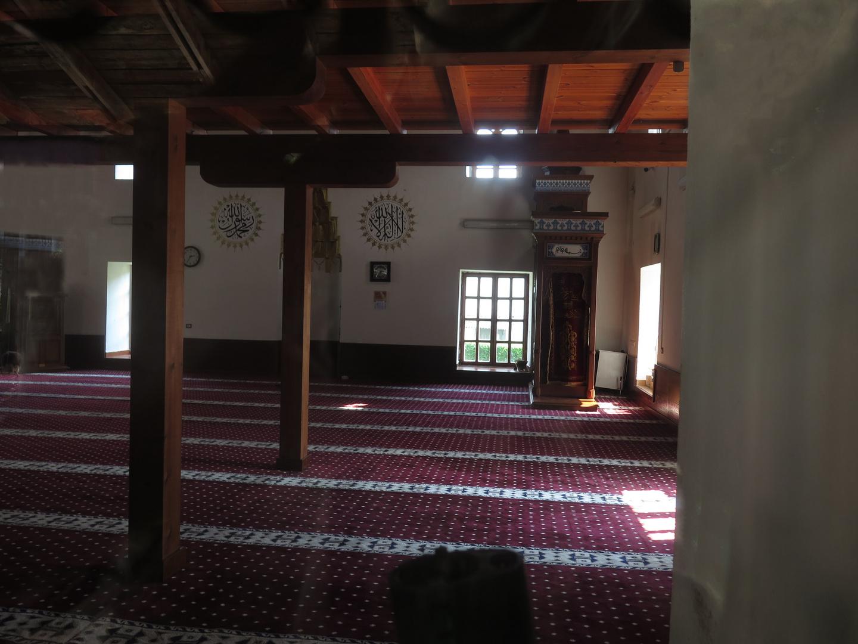 Elbasan Königsmoschee Innen