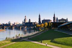 Elbe & Altstadt Dresden