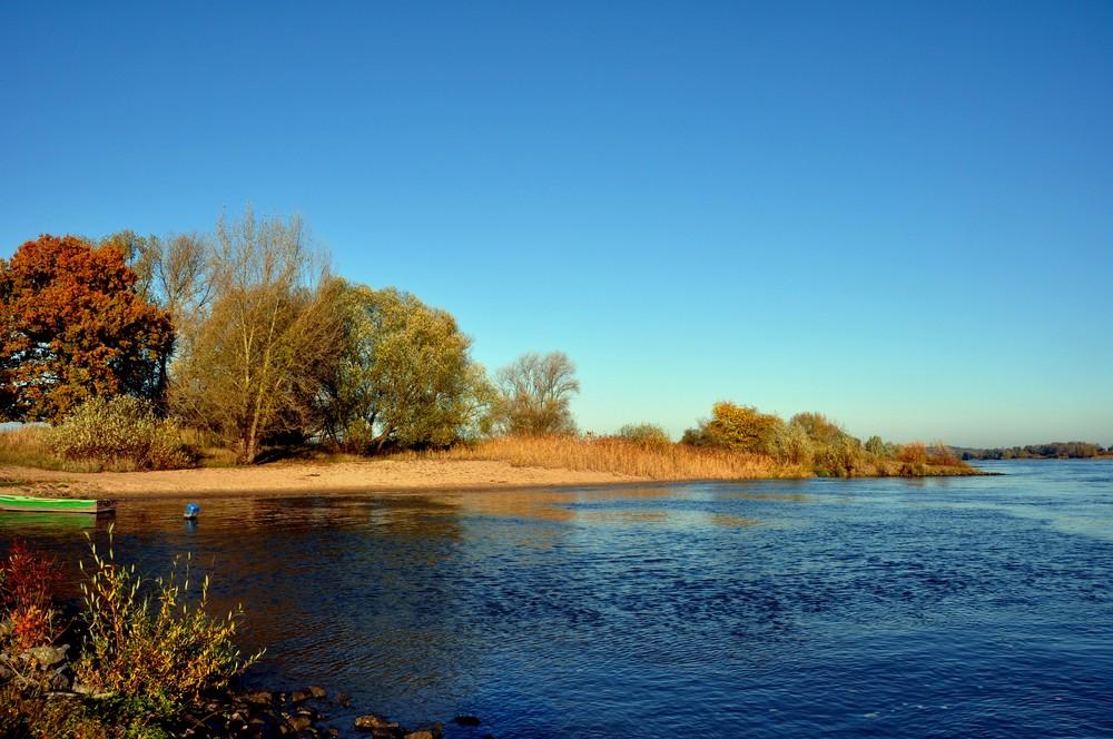 Elbe in der Nähe von Garlstorf