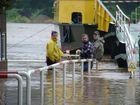 Elbehochwasser in Dresden, Bier schmeckt trotzdem