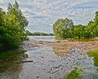 Elbhochwasser in Magdeburg 04.06.2013