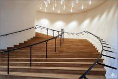 Elbphilharmonie - Accès à la petite salle