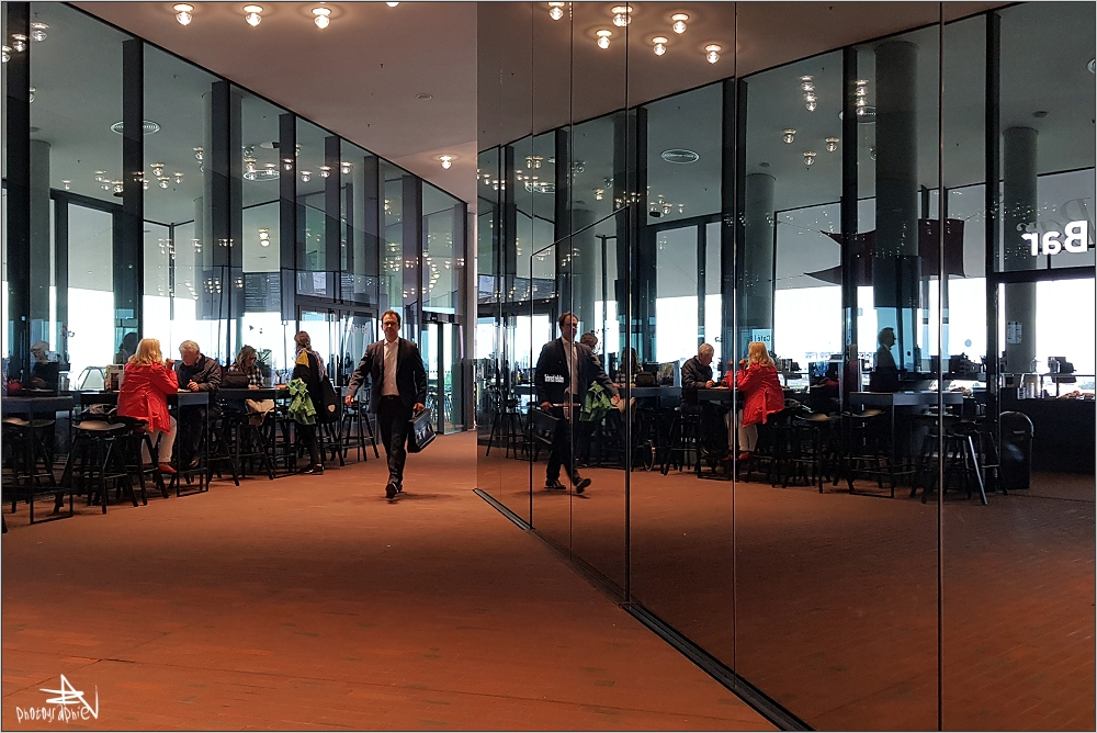 Elbphilharmonie - Boutique et snacks