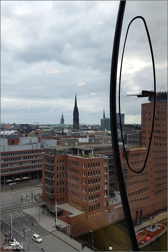 Elbphilharmonie - Fenêtre