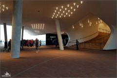 Elbphilharmonie - Plaza