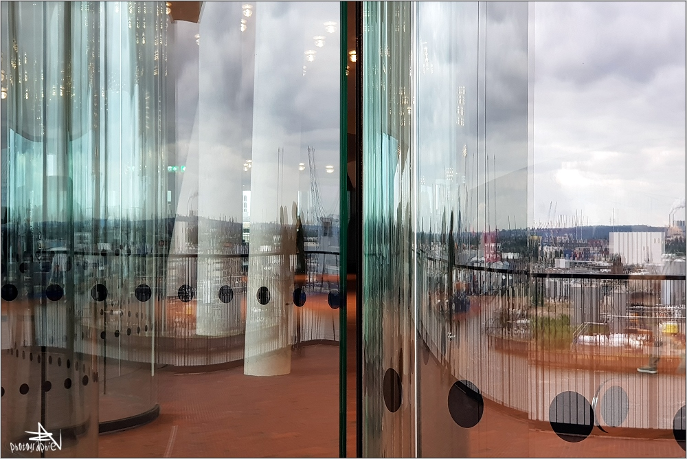 Elbphilharmonie - Reflections