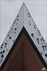 Elbphilharmonie - Triangle parfait