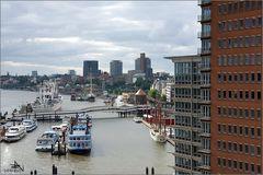 Elbphilharmonie - Vue sur le port