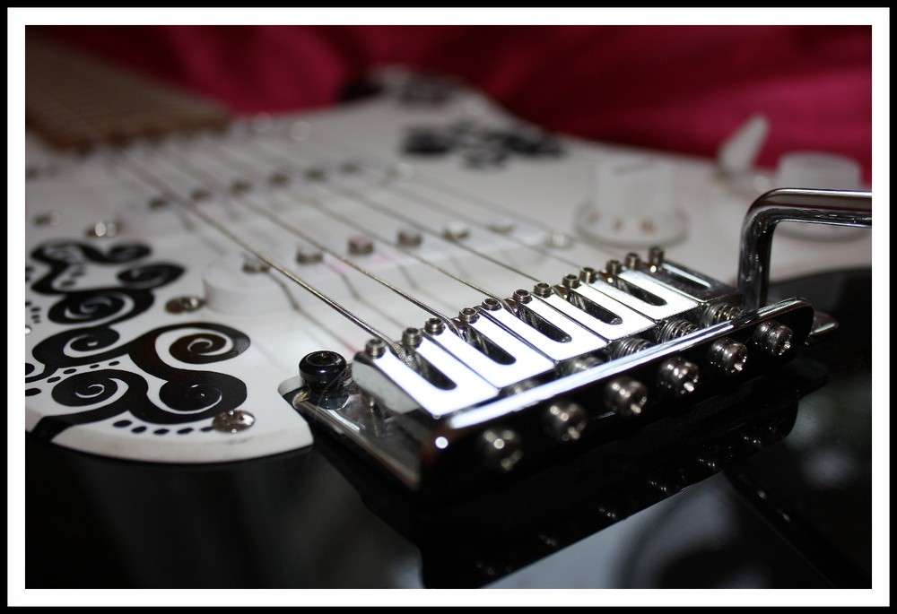 Electric Guitar.