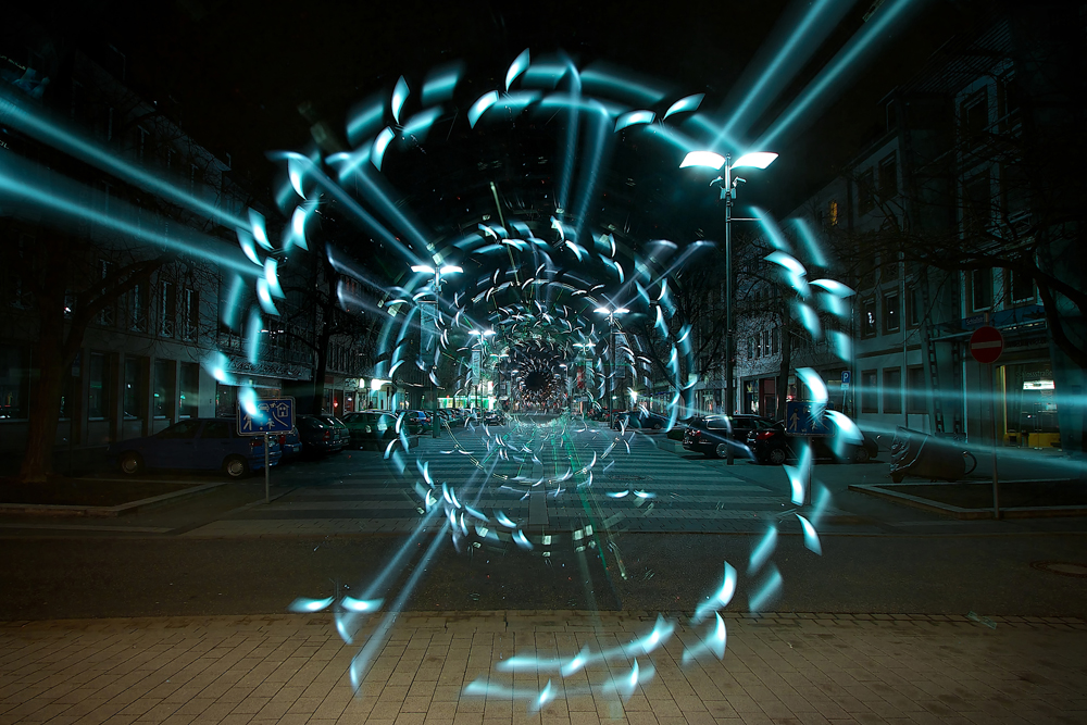 Electrical Movements in the Dark #114 - Street View