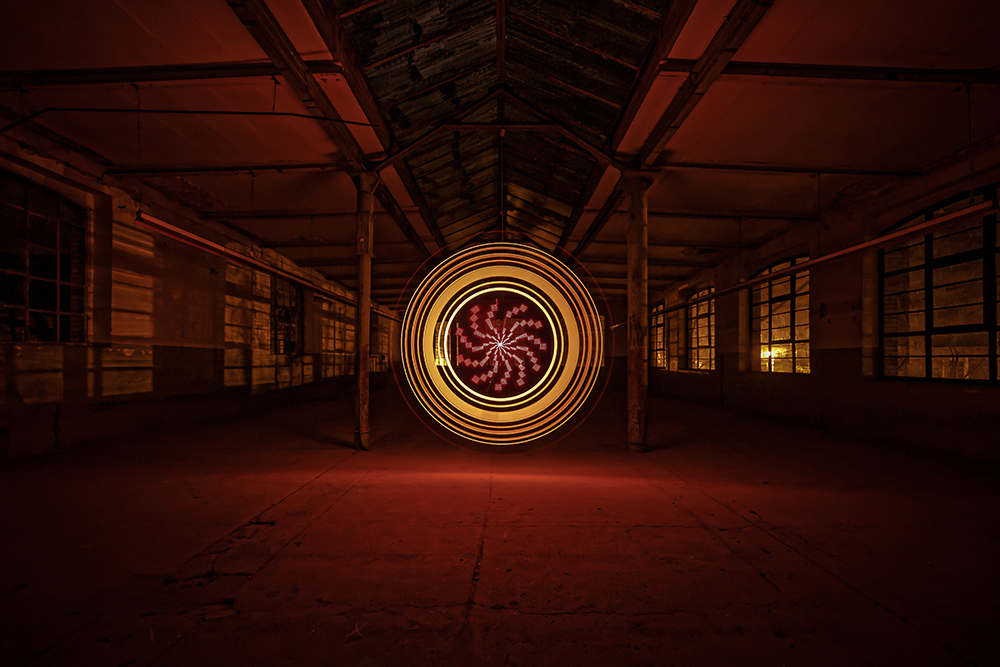Electrical Movements in the Dark #191 - Red Hall