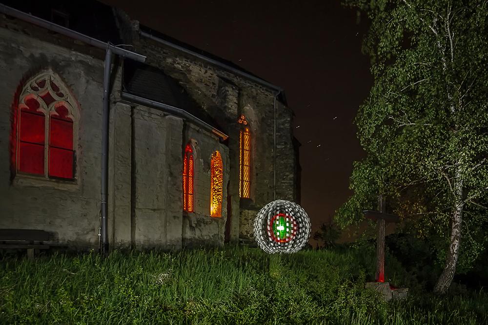 Electrical Movements in the Dark #195 - Pilgrim's Chapel