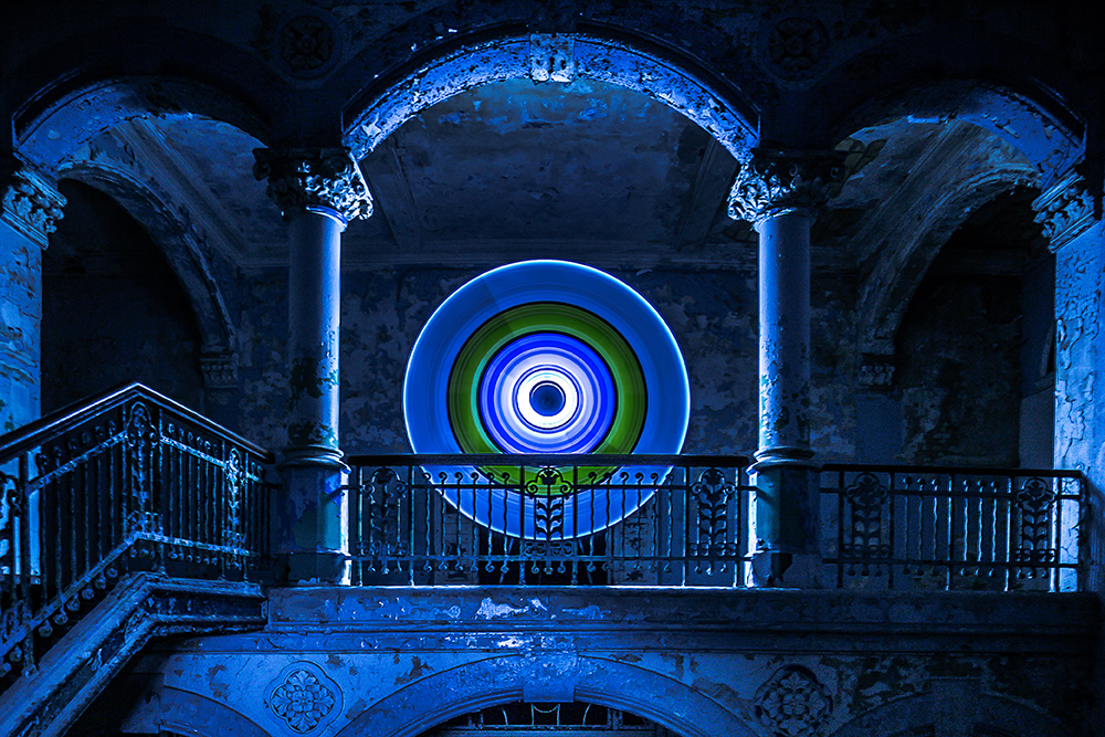 Electrical Movements in the Dark #200 - Blue Night in the Sanatory