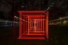 Electrical Movements in the Dark #264 - Red Frames (2)