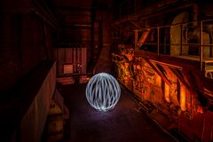 Electrical Movements in the Dark #271 - Boiler House (1)