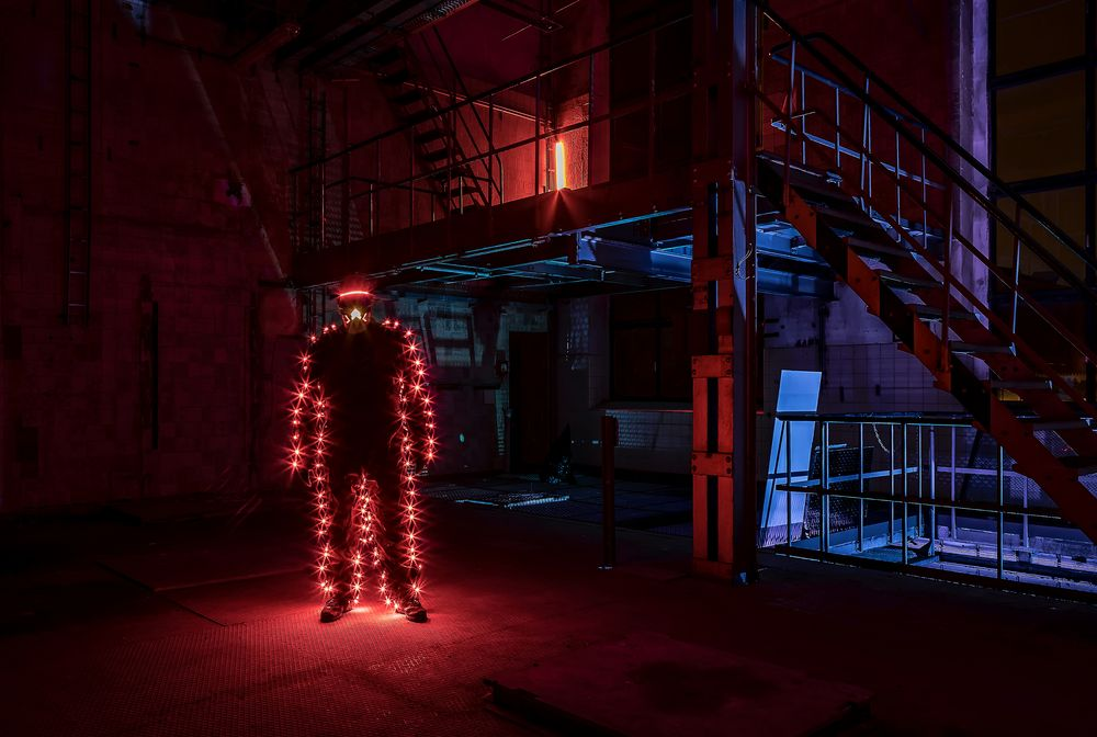 Electrical Movements in the Dark #279 - On the first floor