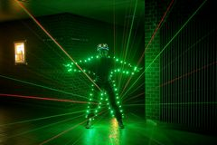 Electrical Movements in the Dark #60 - Laser Attack