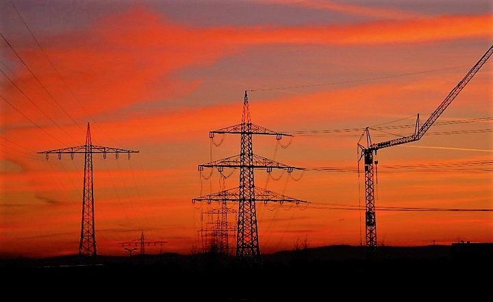 electricity vs. last sunshine