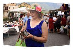 eleganza al mercato - elegance to the market