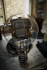 Elektrische Glühbirne