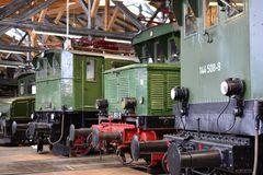 Elektrischen Lokomotive E 44 (Lokwelt Freilassing)