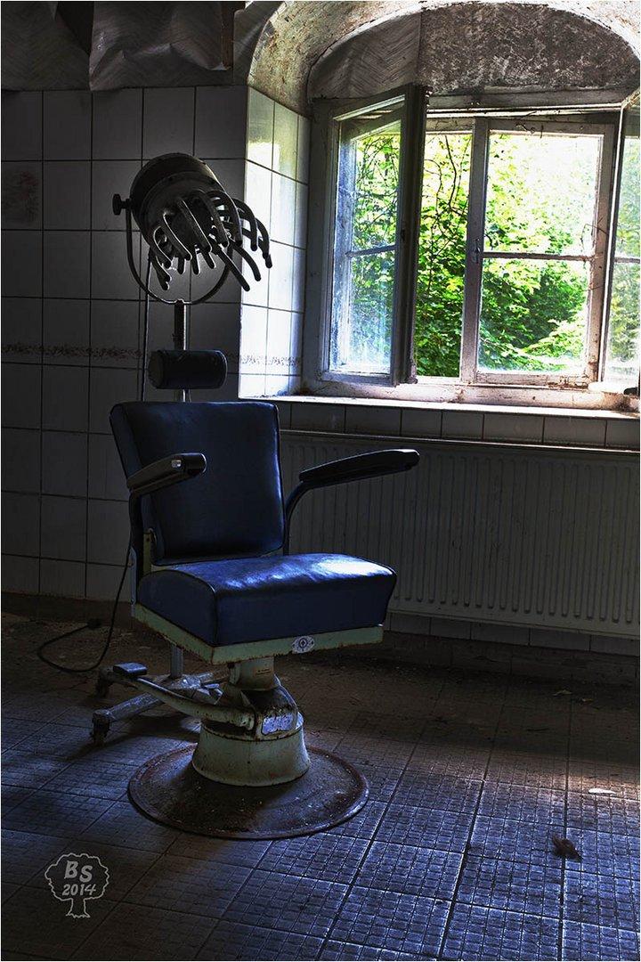 Elektrischer Stuhl......?