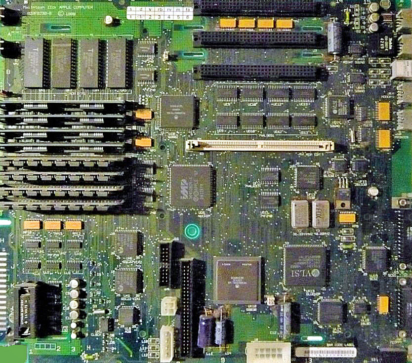 Elektronik - Bebauung - Ruine
