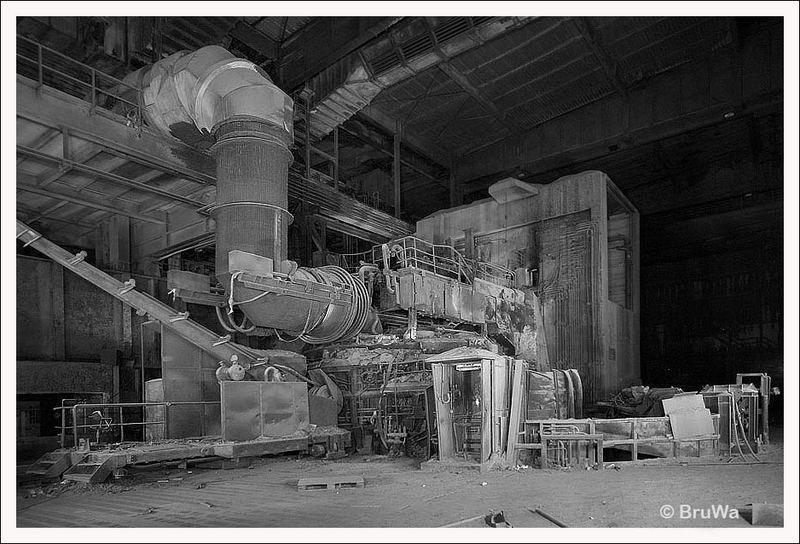 Elektrostahlwerk Oberhausen