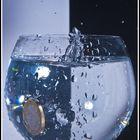 Elemento acqua.... Bianco e nero con intruso!